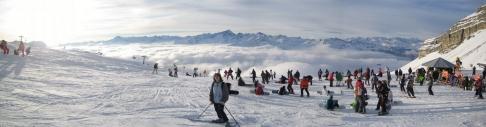 Monte Bondone a Madonna di Campiglio - italská lyžařská střediska